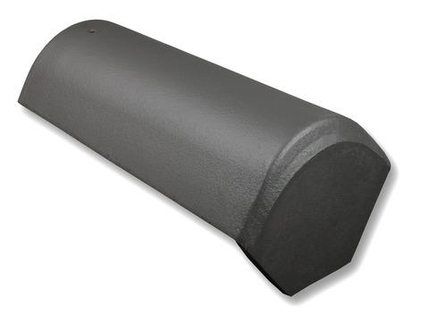 Nelskamp Firstanfang Beton LongLife matt Granit