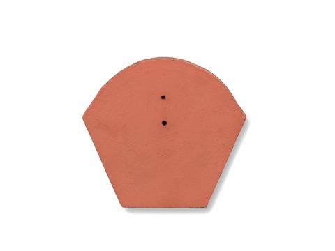 Nelskamp Firstendplatte Beton ClimaLife Rot