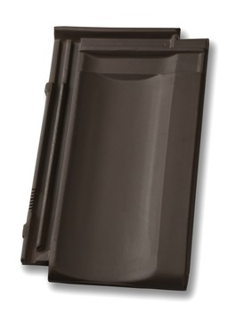 Nelskamp R15 ganz Braun engobiert
