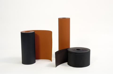 Röhr&Stolberg Blei-Color 1,25 mm 4,90x0,33 m Plus Ziegelrotbraun