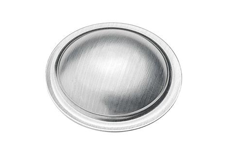 Grömo Hauerbuckel 30 mm zum Löten Titanzink