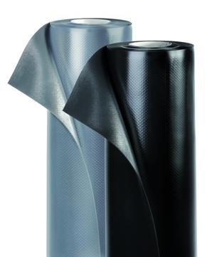 WOLFIN Wolfin M 1,5 mm 1,62x15 m für mechanische Befestigung Schwarz