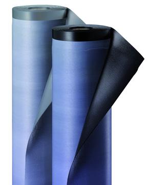 WOLFIN Wolfin GWSK 2,3 mm 1,62x10 m mit Protect Glasvlies selbstklebend Grau