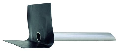 WOLFIN Wolfin Wasserspeier DN50 mm Rohrlänge 500 mm