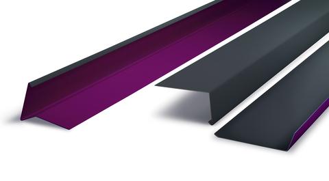 WOLFIN TECTOFIN R Verbundblech 1x2 m 1,4 mm Grau