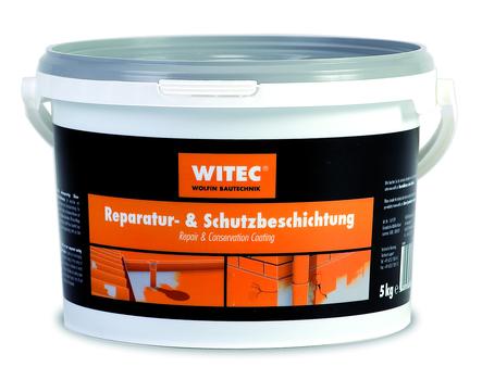 WOLFIN Witec Reparatur-Schutzbeschichtung 5kg Grau