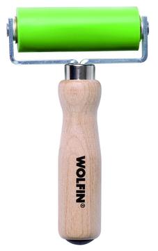 WOLFIN Witec Andrückrolle 80 mm beidseitig gelagert