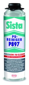 WOLFIN Teroson PU-Reiniger 500ml 12 Stück im Karton Sista