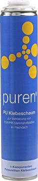 puren PU-Klebeschaum 1-K 870 ml Puren® PU Klebeschaum