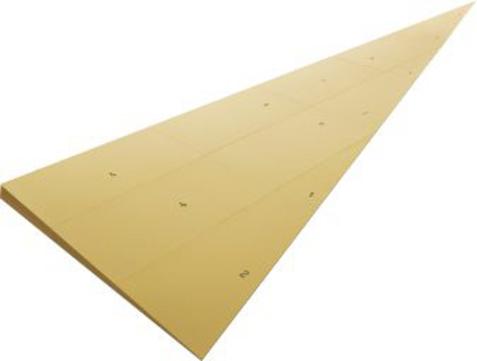 puren Strukturkeil SK 1.2 B2 1200x300 mm