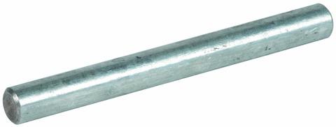 Dehn&Söhne Blitzschutz-Runddraht 10 mm 0,616 kg/m Feuerverzinkt