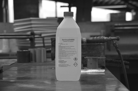 BRANDT Lötwasser ferrinox 4000 1,0 l für Edelstahl