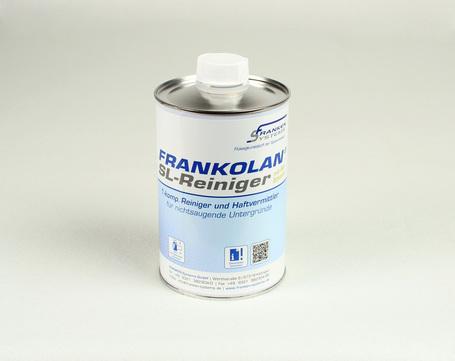 Franken-Systems FRANKOLAN SL-Reiniger 1,00l für metallische Untergründe