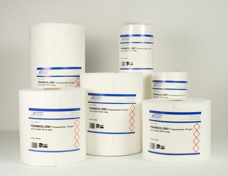 Franken-Systems Polyestervlies 110 g 25 cm