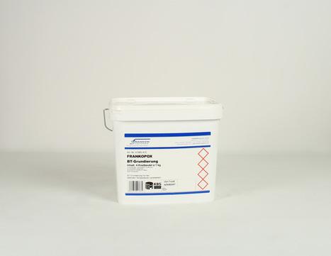 Franken-Systems FRANKOPOX BT-Grundierung 1,0kg für mineralische Untergründe 4 Stück im Gebinde