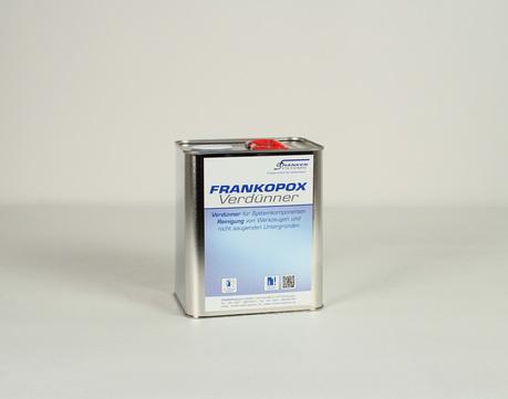 Franken-Systems Frankopox Verdünner 3,0 l für Abdichtung