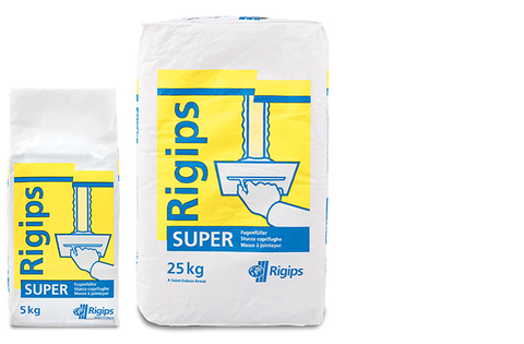 Saint Gobain Rigips Fugenfüller Super 5 kg
