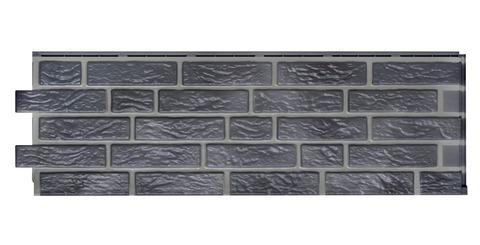 Zierer Fassade Klinker NB2 1090x345 mm 3,40 m2 je Paket 102,00 m2 je Palette Anthrazit geflammt