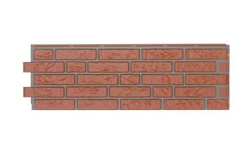 Zierer Fassade Klinker NB2 1090x345 mm 3,40 m2 je Paket 102,00 m2 je Palette Rot