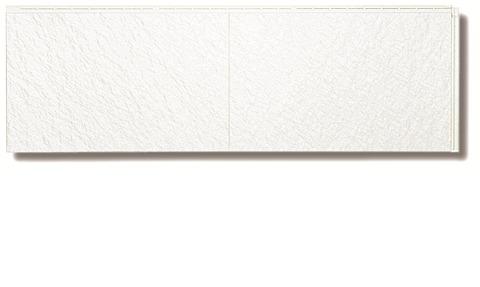Zierer Putzstruktur 1090x345 mm 3,40 m2 je Paket 102,00 m2 je Palette Weiß