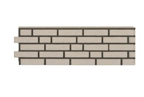 Zierer Fassade Klinker NB2 1090x345 mm 3,40 m2 je Paket 102,00 m2 je Palette Weiß