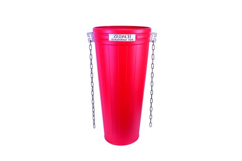 Grün Schuttrohr 1,2 m 57/40 Kunststoff Nr.40253000 DEG-Sonderartikel Rot