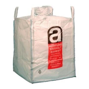 Hauser Big Bag 1000 kg 90x90x110 cm beschichtet mit Aufdruck