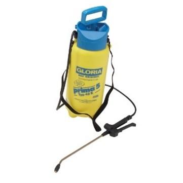 Hauser Drucksprühgerät 5 L 3 bar Kunststoff mit Einfülltrichter