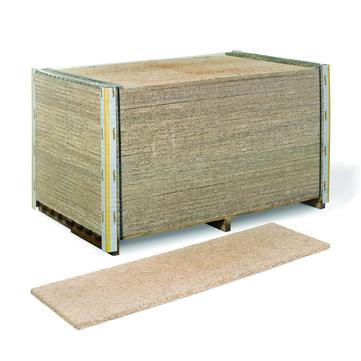Knauf Insulation Heraklith agro 25 mm 2000x 600 mm Holzwolleplatte Weiß