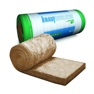 Knauf Insulation Naturroll 120 mm 0,575x 4,4 m Holzrahmenbaudämmrolle 5,06 m2 je Paket WLS 035
