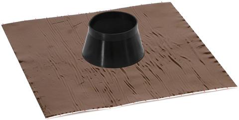 Eisedicht Leitungsmanschette RGD90 90-100 mm mit Alu-Butyl 4 Stück je Paket
