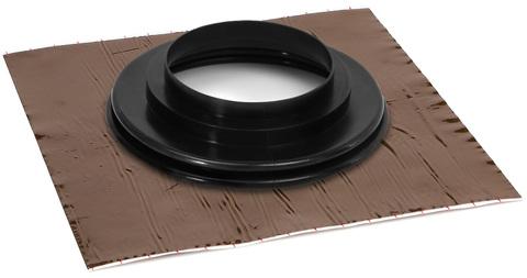 Eisedicht Leitungsmanschette FRGD 150 150-165 mm mit Alu-Butyl Klebekragen EPDM