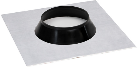 Eisedicht Leitungsmanschette RGD 200 200-215 mm mit Vlies-Butyl Kleberand EPDM