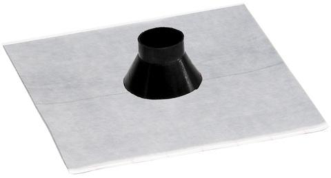 Eisedicht Leitungsmanschette GD 22 25-35 mm mit Vlies-Butyl Kleberand EPDM