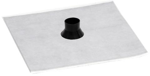 Eisedicht Leitungsmanschette GD25 32-40 mm mit Vlies-Butyl 4 Stück je Paket