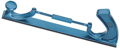 Picard Fräsenfeilenhalter mit Feile 2510980 aus Leichtmetall