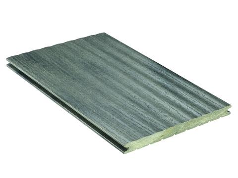 NATURinFORM Fassadenabschluss 50x20 mm 248 cm lang Edelstahl 1.4301