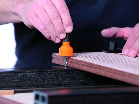 NATURinFORM Spezial Terrassenbaubohrer 5mm