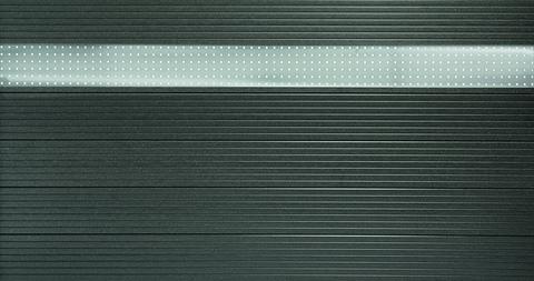 NATURinFORM Fenstermodul Edelstahl 1-fach Titangrau