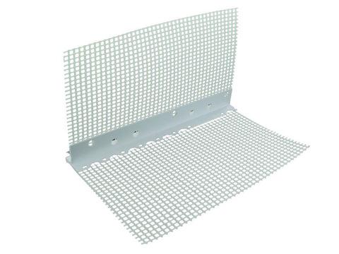GUTEX Tropfkantenprofil 2,0 m mit integriertem Glasfasergewebe