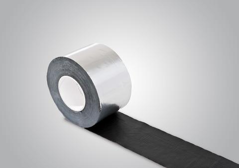 IVT Reparaturband 100 mm 10,0 m Granat Bleifarben