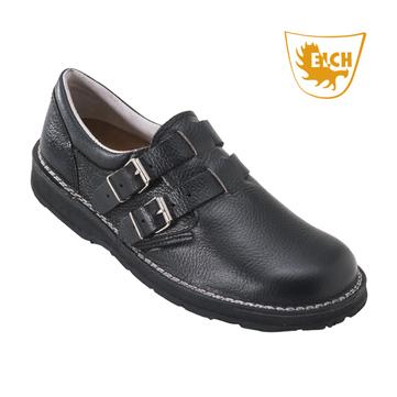 Elch Schuh halb mit Schnallen Gr. 42