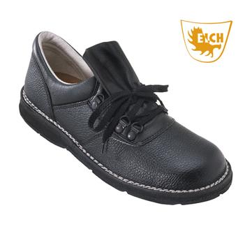 Elch Schuh halb zum Schnüren Gr. 41
