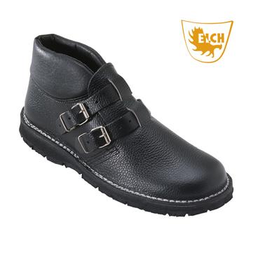 Elch Schuh hoch mit Schnallen Gr. 42