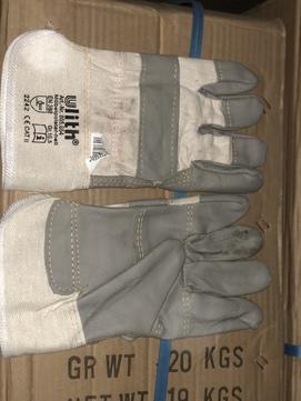 Hauser Handschuh Gr. 10 Polsterleder, Kategorie 1