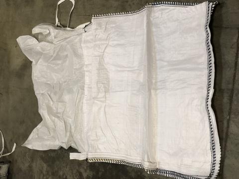 Hauser Big Bag 1000 kg 90x90x110 cm Plattensack ohne Aufdruck