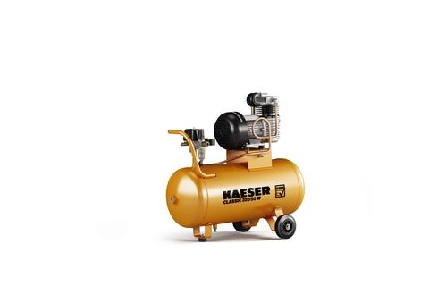 KAE Kompr.Classic 320/50W 320l/ 50l Behälter f.Werkst.