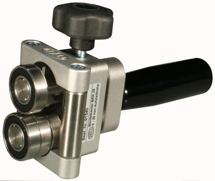 Draenert Bördel- und Kurvenkanter BKK25 5-25 mm 0-90 Grad