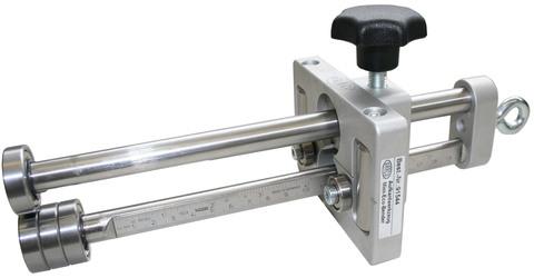 DRÄ EcO-Bender-Mini 5-200mm 0-90° m.2 Führungsr.