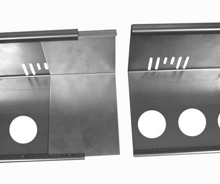 ZinCo Stoßverbinder für DP 80 Aluminium